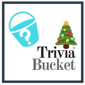 TriviaBucket Christmas Site Logo 500x500